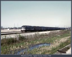 Westbound Mail by classictrains