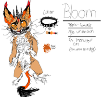 Bloom Reference *RE-UPDATED by NUclear-Snot