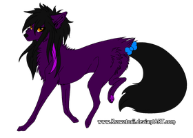 Scene Wolf/Dog Adopt 4 by Prettyxmouse