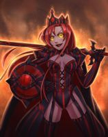 Boudica Alter by LeeBigTree