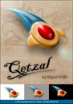 Qetzal CursorXP by digitalchet