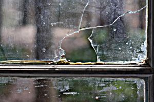 Broken Window by PakistaniHurricane
