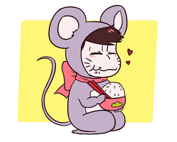 Mouse Oso by ShadowofWolf200