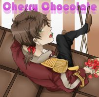 Cherry Chocolate Spain by Nakama95