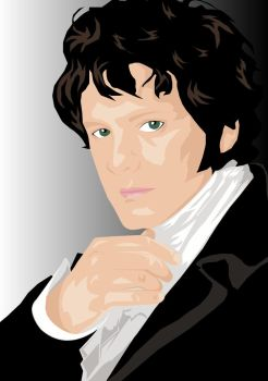 Mr. Darcy by Alice-In-Loserland