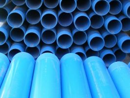 Blue Pipes 16777141 by StockProject1
