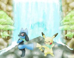 PMD, Leap Of Faith... by DrawerElma