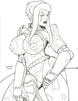 Sage Hill Line Art Inks Clean Copy by Bfetish