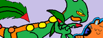 Miiverse: Rotom-W's Newest Enemy + ORAS RANT by DrCoeloCephalo