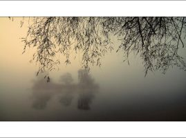 A foggy island by Rajmund67