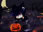 Dark Boby in Halloween by Mayitow