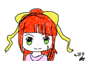 Lily Doodle by LilyKittyCat