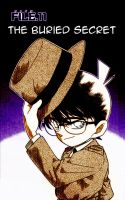 Detective Conan manga coloring by Fruitsbsk28