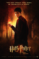 Harry Potter 7 poster by littlexfish