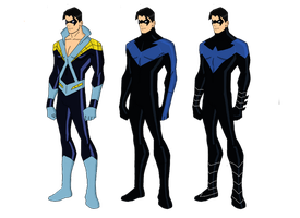 Nightwings by jsenior