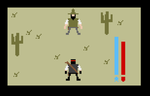 (Atari2600)Red dead redemption by protoss722