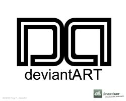 Deviant Art Logo 5 ReyJ by reyjdesigns