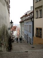 Prague Street by FriendlyBlueberries