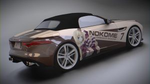 Jaguar F-Type V8 S NouCome by BFG-9KRC