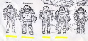 Sontaran thumbnail sketch by DarkAngelDTB