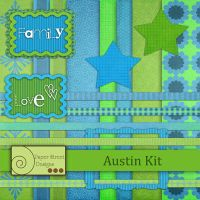 The Austin kit by paperstreetdesigns
