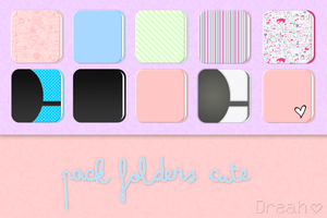 Pack Folders Cute by SamyBelieber