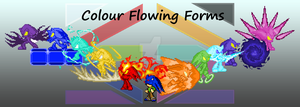 Colour Flowings by BioMetalNeo