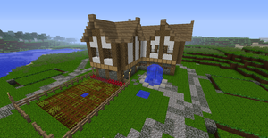 My first home :3 by Draconian12