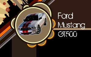 Mustang GT500 by Grant-Booysen