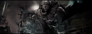 Gears of Wars 2 by Icoltus