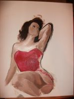 pin up 02 work in progress by JThomastheartist13