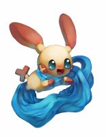 plusle by Poketix