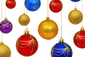 Xmas ornament ball png 4 by iamszissz