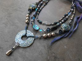 Mermaid's Discovery by sha-shajewelry