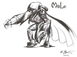 Mole, the Sleuth by RyouKazehara
