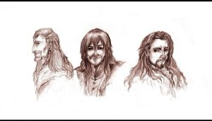 Heirs of Durin by ArishiTama