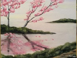 A Blossom Tree by EllipsisSyzygy
