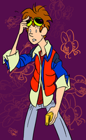 DSC - Marty McFly by animatrix1490
