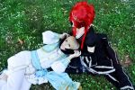 - Trinity Blood - With you by HauntedKing