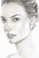 Natalie- Pencils by taho