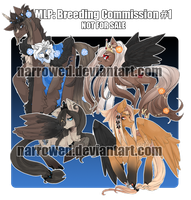 MLP: Breeding Commission for Luciferific by Narrowed
