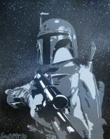 Boba Fett by Sweettrav