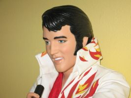Elvis Presley Figure 4 (70's) by RoyPrince