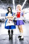 We are all mad - Japan expo 2014 by AlicexLiddell