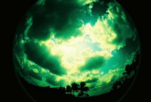 fisheye camarines - dazed by jcgepte