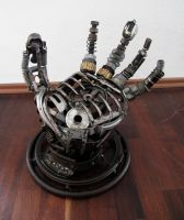 Metal-hand by frequenzlos