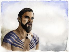 Khal Drogo. by ddreamcatcher