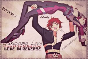 The Art of Love in Reverse by BleachOD V2 by BleachOD