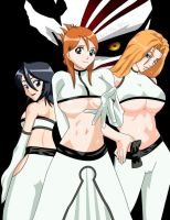 The Arrancar Girls by Club-Bleach