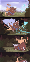 Little Gryphy #02 - FCW Short Story by AssasinMonkey